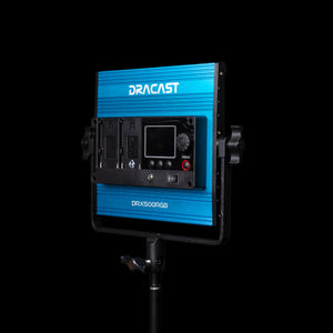 Dracast LED500 X-Series Smart Panel 2-Light Kit with Soft Case