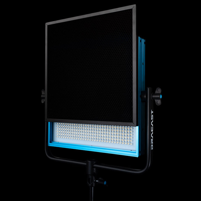 Dracast 60° Honeycomb Grid for LED1000 Pro / Plus front