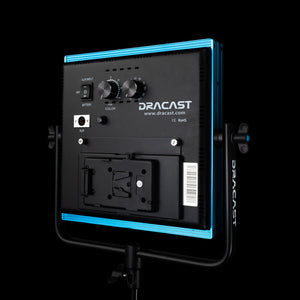 Dracast LED1000 Pro Series Panel Back