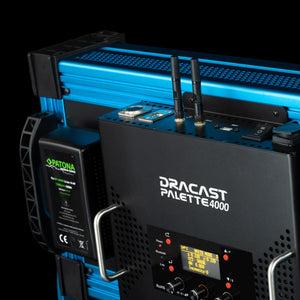 Dracast Palette TrueColor LED4000 Soft Panel Detail