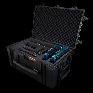 Dracast LED1000 Pro Series 2-Light Kit with Hard Case