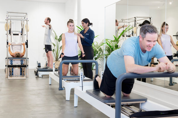 Perform Physio + Pilates 'online'