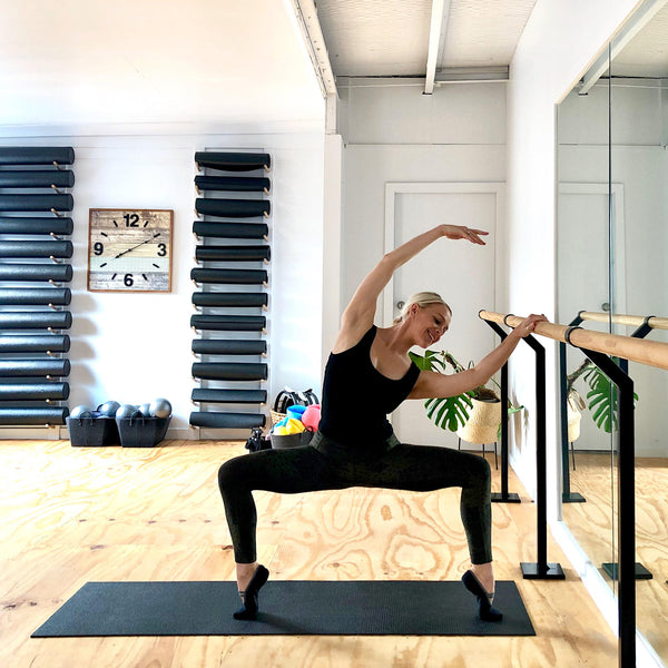 Pilates with Nikki 'Online'