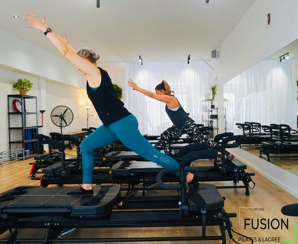 Fusion Pilates and Lagree 'Online'