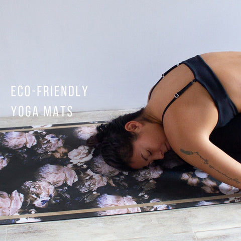 Eco Friendly Luxe Yoga Mats