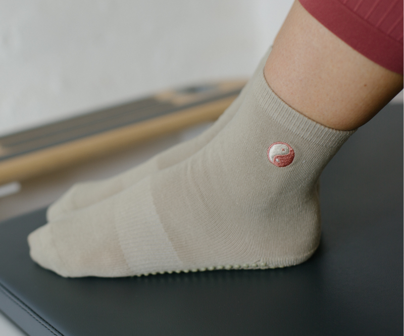 Classic Low Rise Non Slip Grip Socks