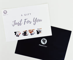 MoveActive Gift Card $25, $50 or $100