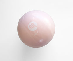 ROSE QUARTZ PILATES BALL
