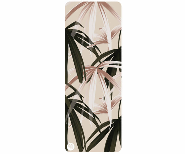 Luxe Eco Yoga Mat - Palm Springs
