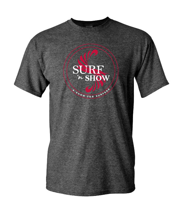 A Show for Surfers - TShirt - Charcoal