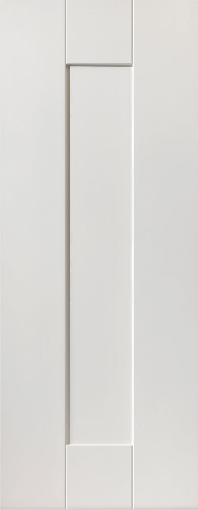 JB Kind Symmetry White Primed Axis Fire Door