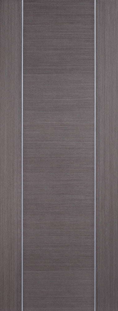 LPD Chocolate Grey Alcaraz Fire Door
