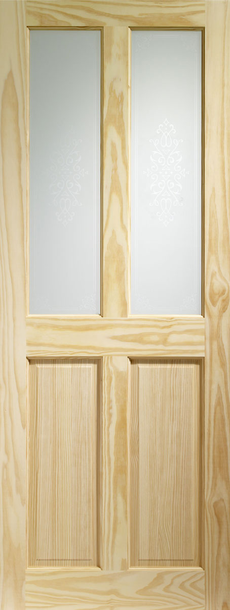 XL Joinery Clear Pine Victorian Campion Glass