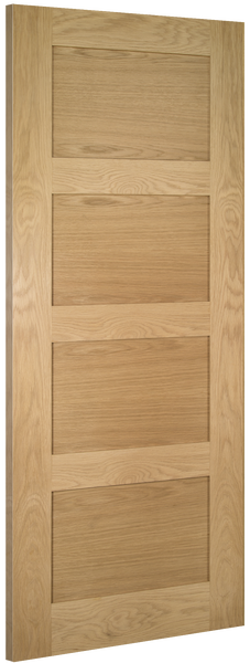 Deanta Oak Coventry Fire Door