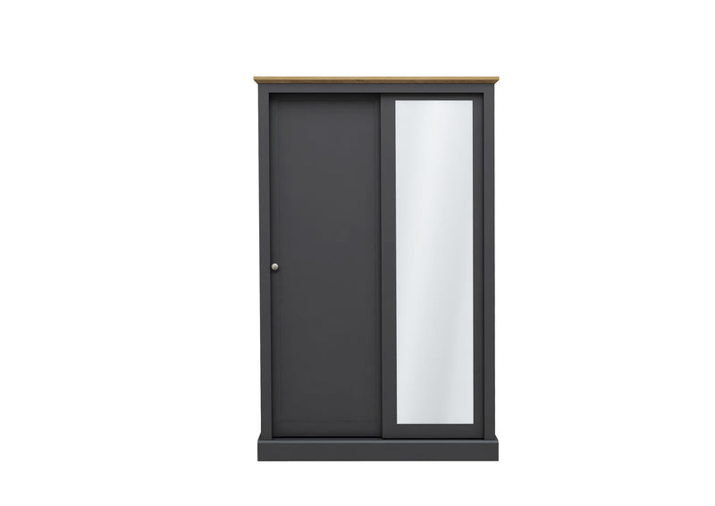 LPD Devon 2 Door Sliding Wardrobe
