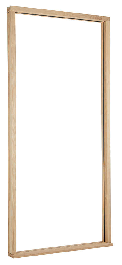 LPD External Oak Door Frame