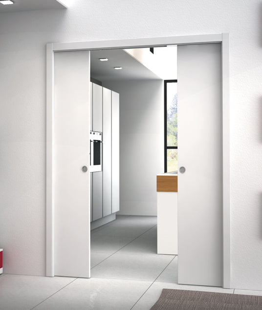 Eclisse Classic Double Pocket Door System