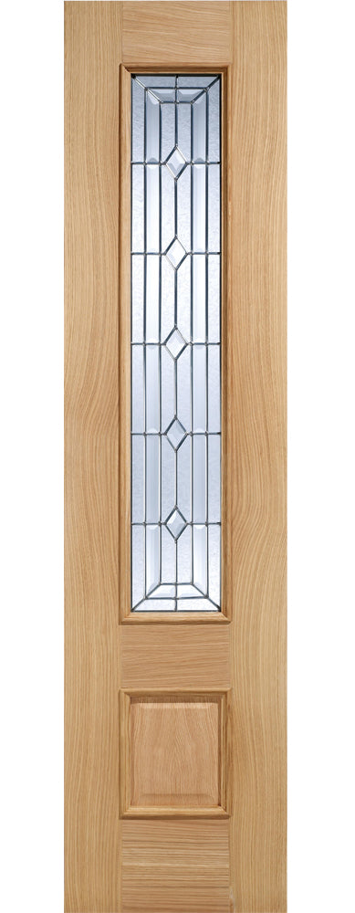 LPD Adoorable Oak Empress Sidelight