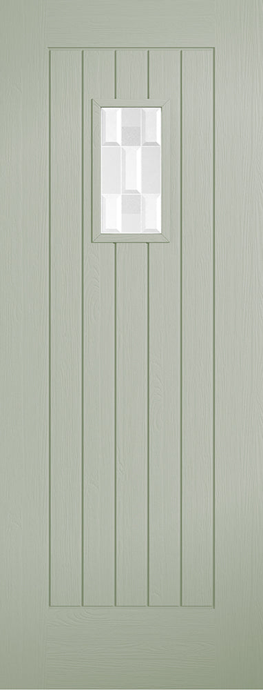 LPD French Sage Glazed Embossed Suffolk