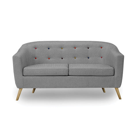LPD Hudson Sofa With Buttons