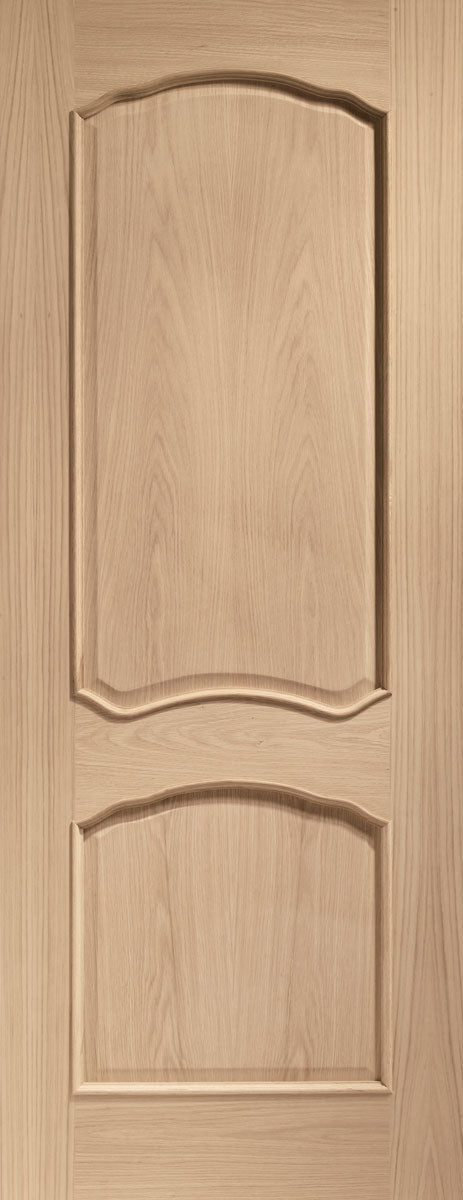XL Joinery Oak Louis RM Fire Door