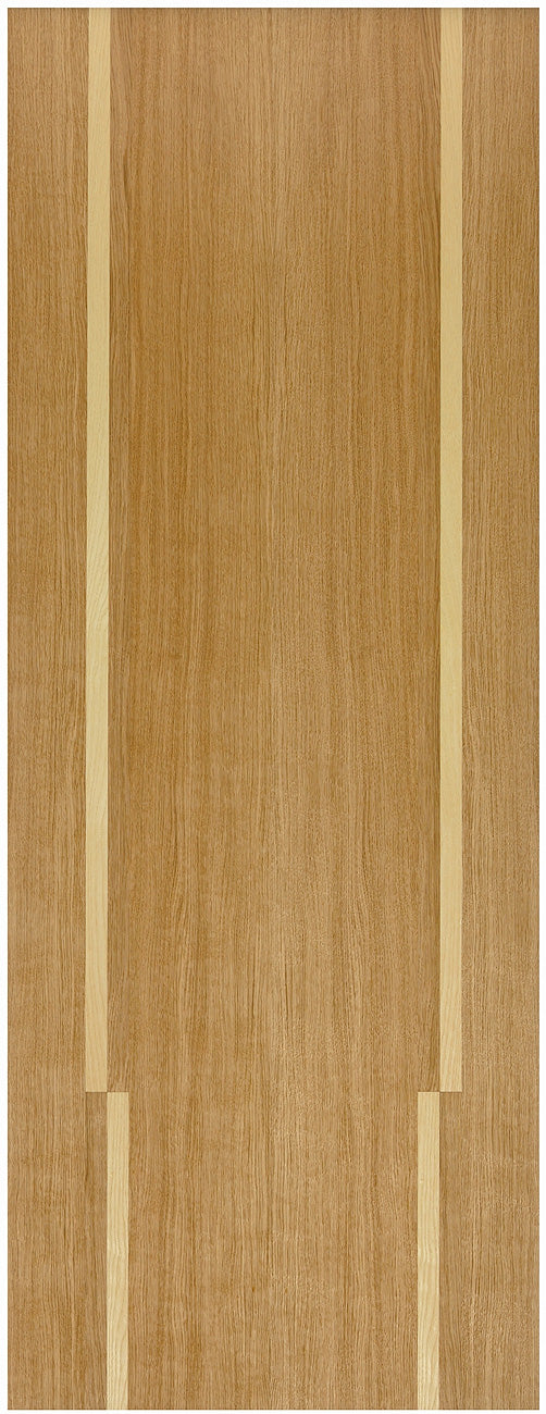 JB Kind Inspiration Oak Serenity Fire Door