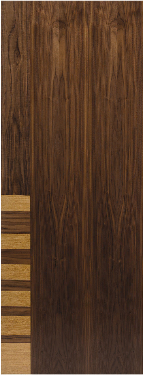 JB Kind Inspiration Walnut Utopia Fire Door