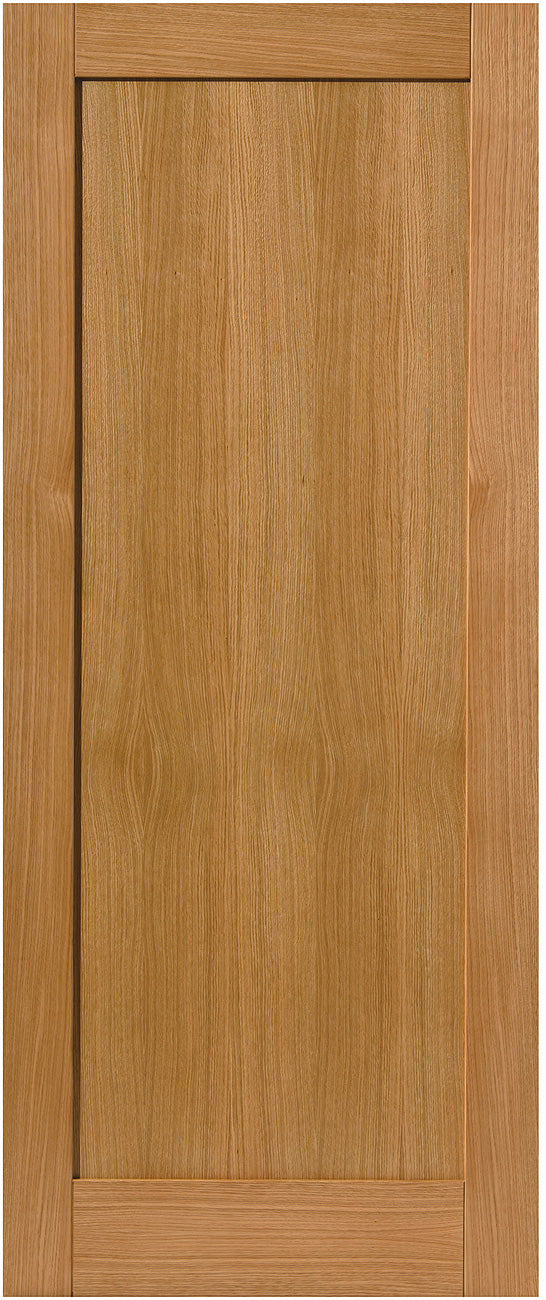 JB Kind Montana Oak Etna Fire Door