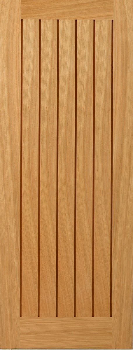 JB Kind River Oak Yoxall Prefinished Fire Door
