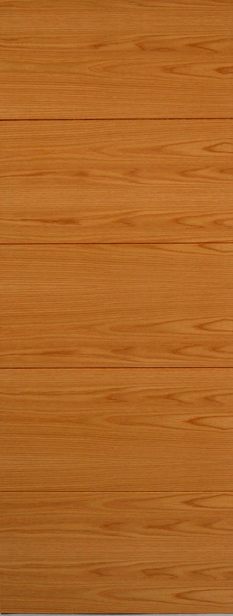 JB Kind VT5 Oak Fire Door