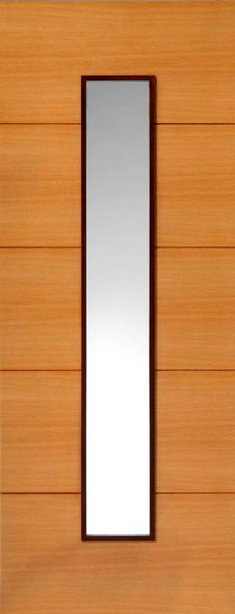 JB Kind Oak Capricorn Fire Door