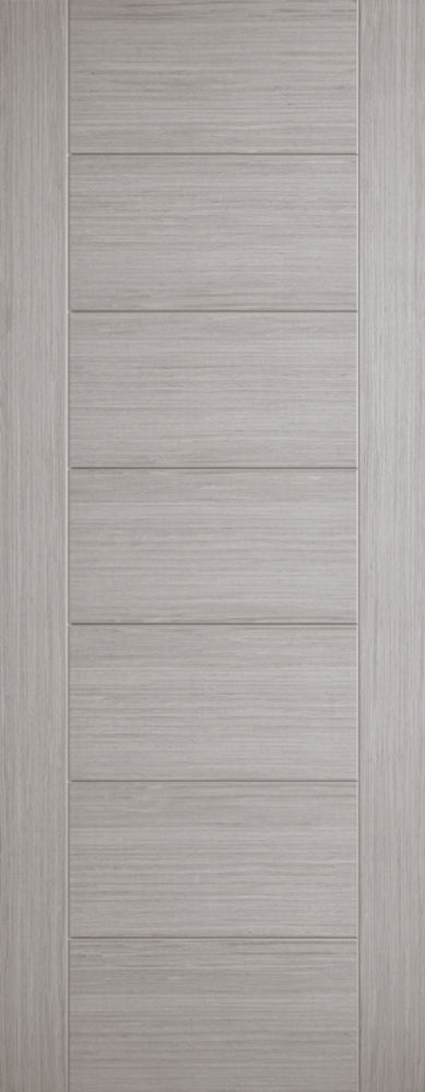 LPD Light Grey Hampshire Fire Door