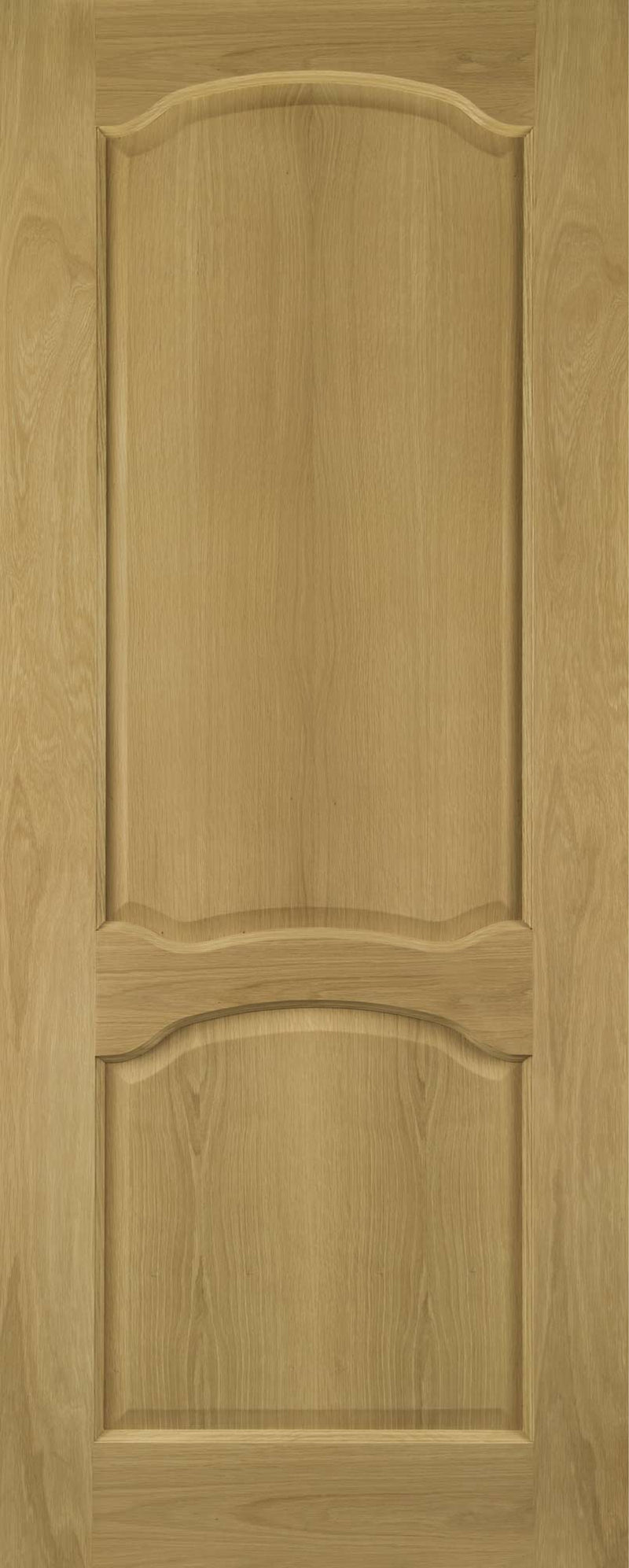Deanta Oak Louis Fire Door