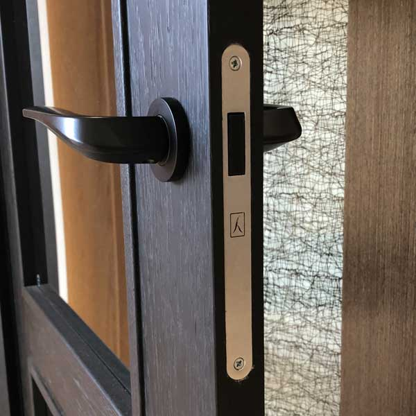 Magnetic Door Latch (Euro-Profile)