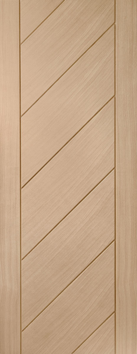XL Joinery Oak Monza Fire Door