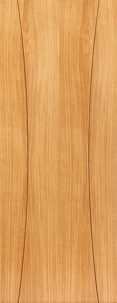 JB Kind Oak Arcos Fire Door