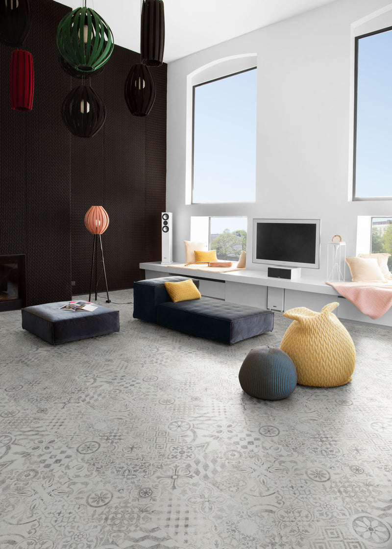 Berry Alloc Laminate Impulse Flooring Retro Chic Black