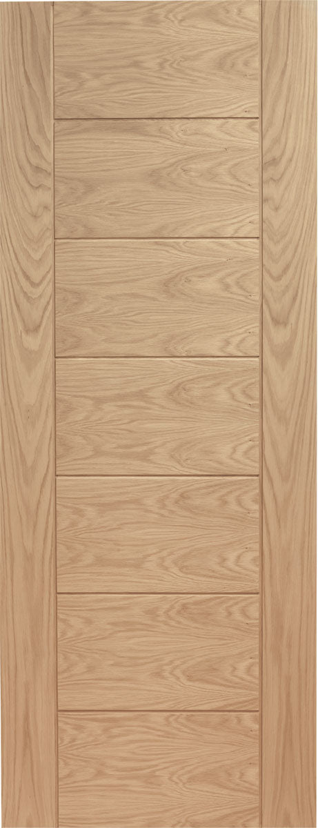 XL Joinery Prefinished Oak Palermo Fire Door