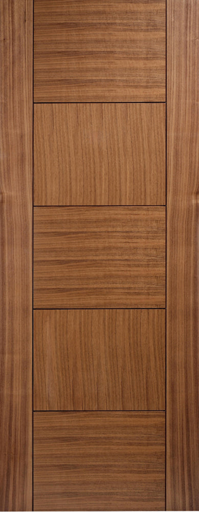 LPD Walnut Quebec Fire Door