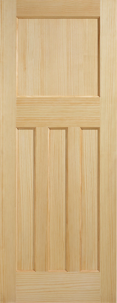 LPD Radiata Pine DX 30's Style Fire Door