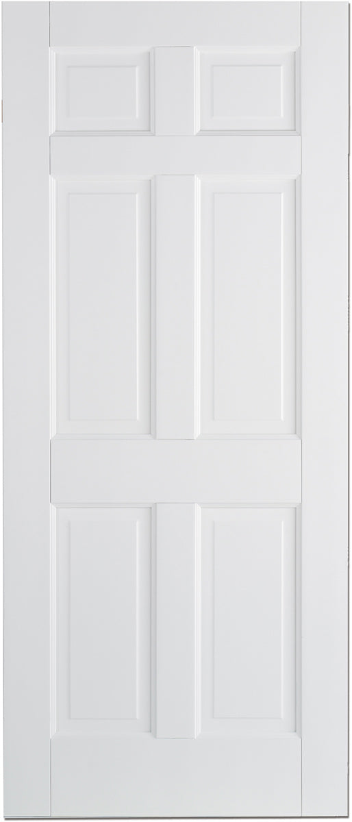 LPD Solid White Primed Regency 6P