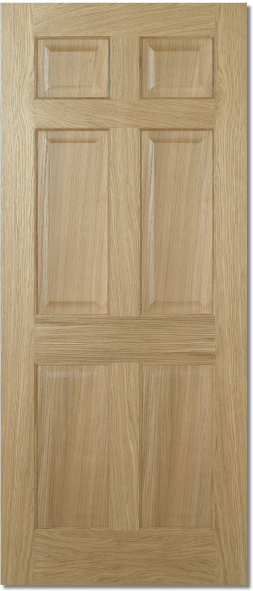 LPD Prefinished Oak Regency 6P