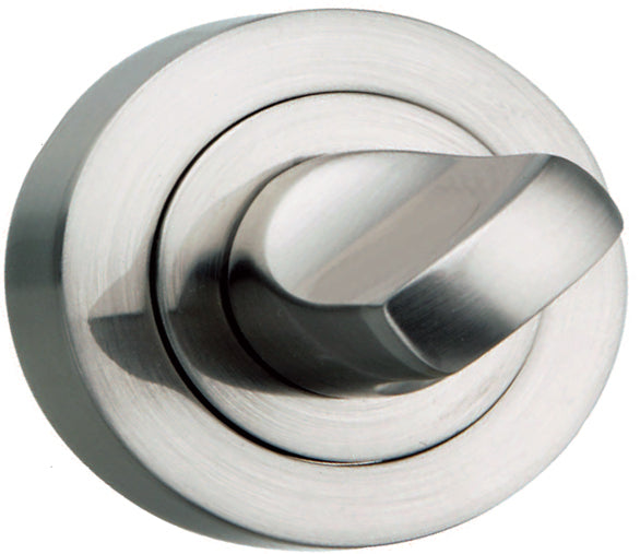Thumb-Turn WC Lock (Round Rose)