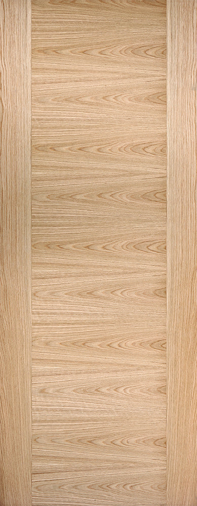 LPD Oak Sofia Fire Door Pre-finished
