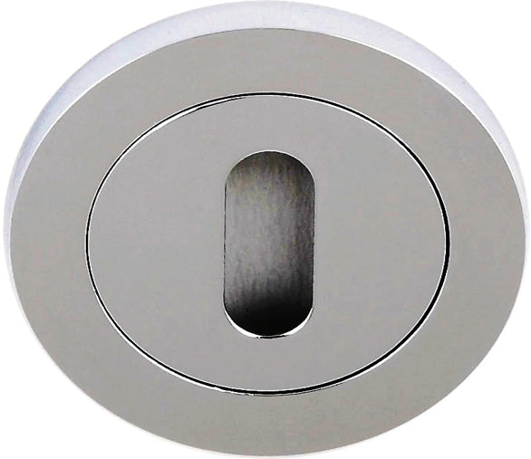 Key Escutcheon (Round Rose)
