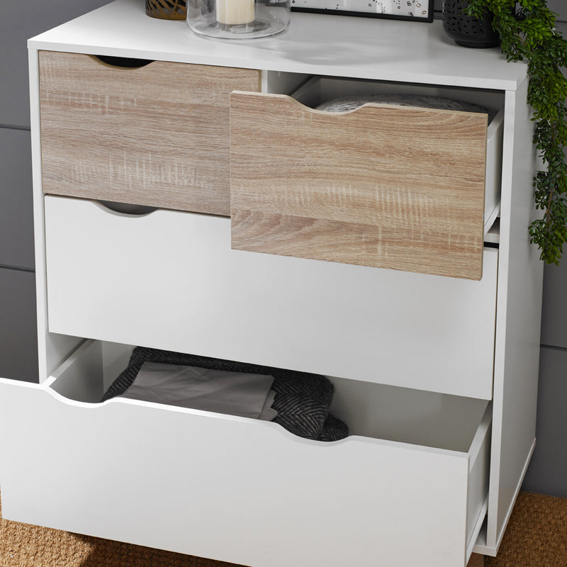 LPD Stockholm 4 Drawer Chest