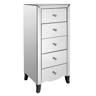 LPD Valentina 5 Drawer Chest