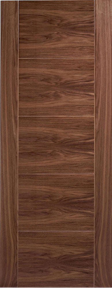 LPD Walnut Vancouver 5P Fire Door