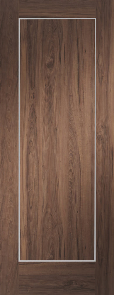XL Joinery Prefinished Walnut Varese Fire Door