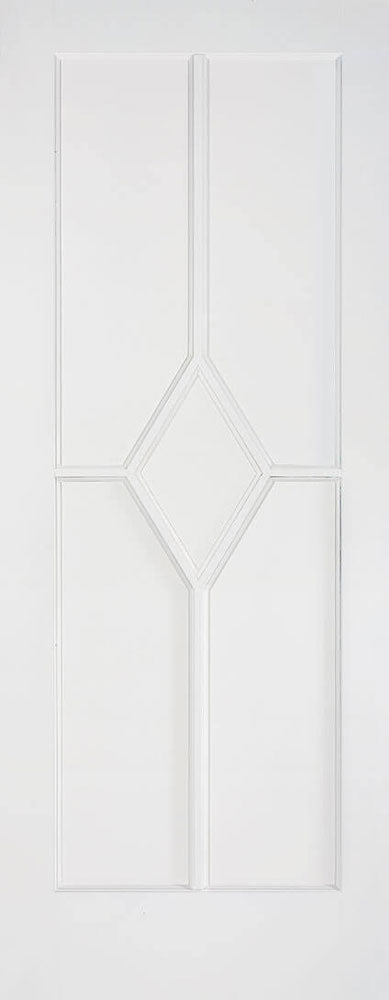 LPD White Reims Fire Door